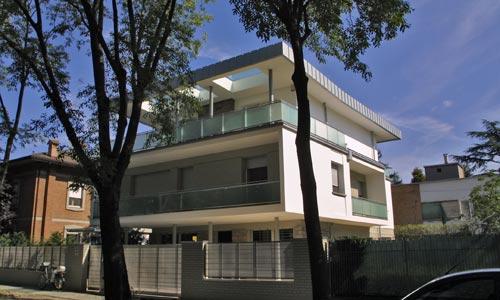 Ristrutturazione di Villa privata - Via verdi