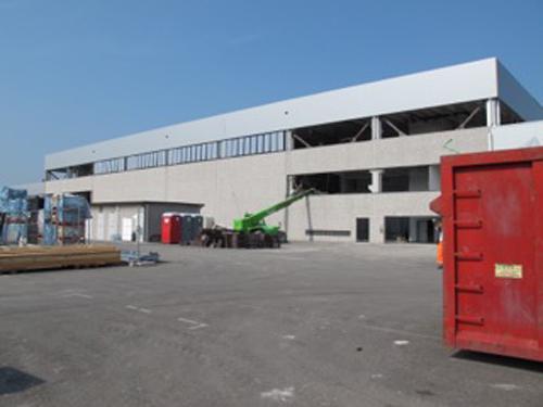 Edifici produttivi in ristrutturazione