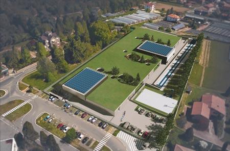 Concorso per la Nuova scuola secondaria - Casatenovo - Lecco - Italy