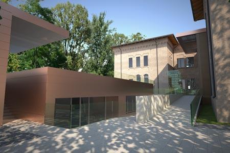 New Municipality Competition - Cavezzo - Modena Italy