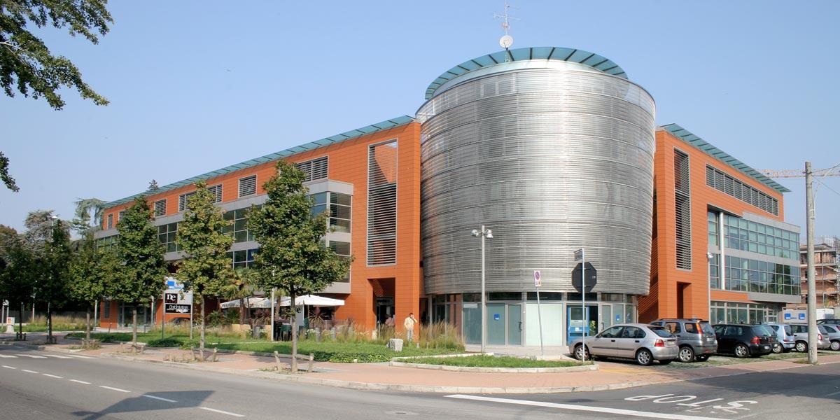 Ex Frarica Complex - Modena Italy