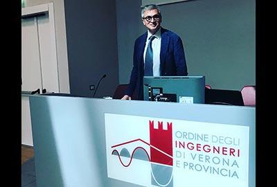 Introduzione al BIM Cosentino Innovation Accademy con bimO open innovatione e bimON Ordine degli Ingegneri di Verona