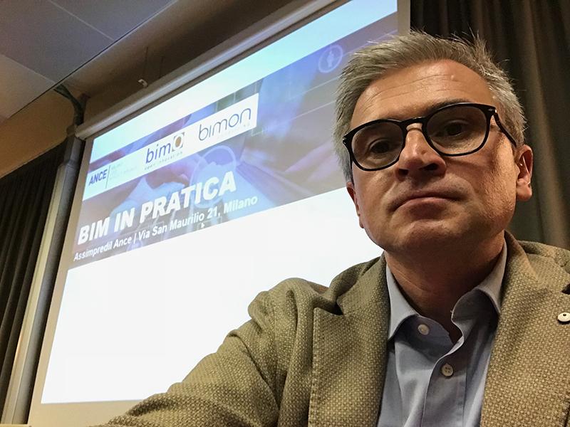 Seminari ANCE Milano - IL BIM IN PRATICA - La gestione della cantierizzazione