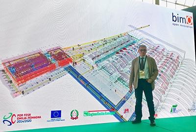 Launch of the ECMWF European Meteorological Center date: bimO realizes the BIM model