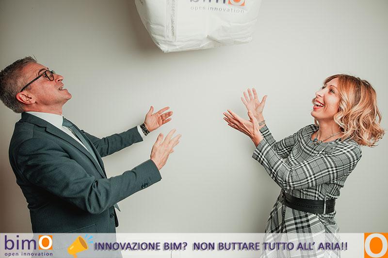 Innovazione BIM? Non buttare tutto all'aria!