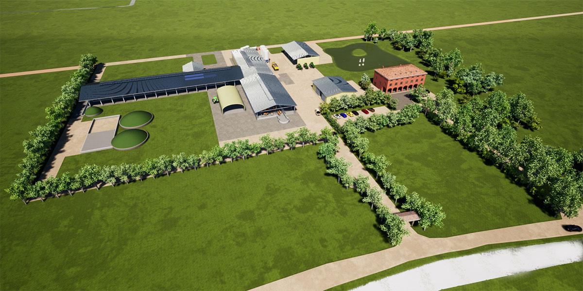 La Smart Farm Risaia del Duca - San Felice MO