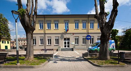 Inaugurazione della Casa della Salute del Comune di San Possidonio MO