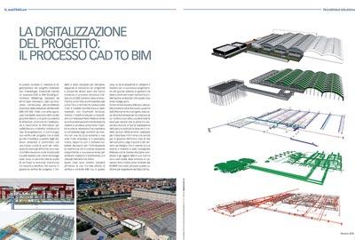 On MODULO magazine an article on bimo open Innovation