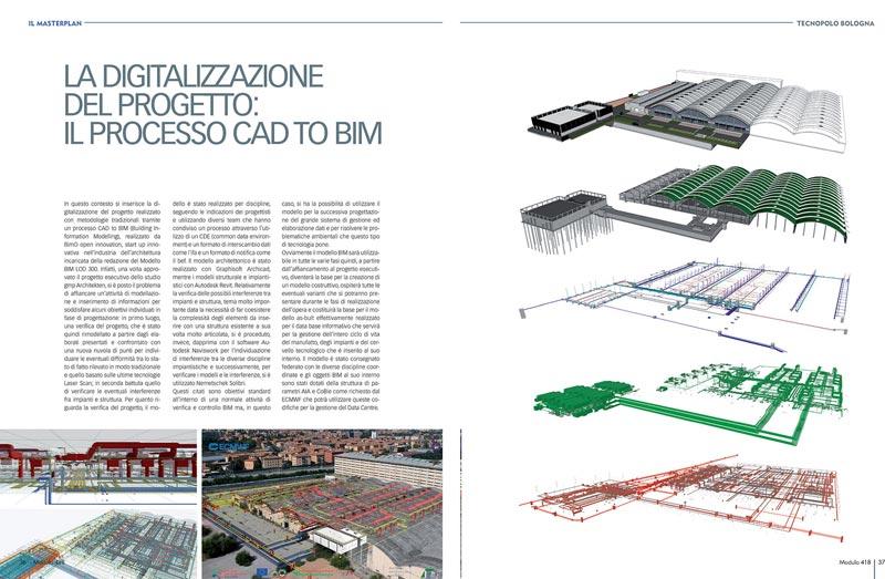 Sulla rivista MODULO un articolo su bimo open Innovation