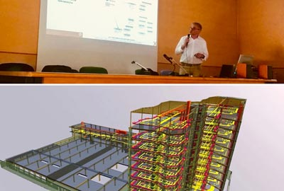 BIM course at Order of Engineers from Modena