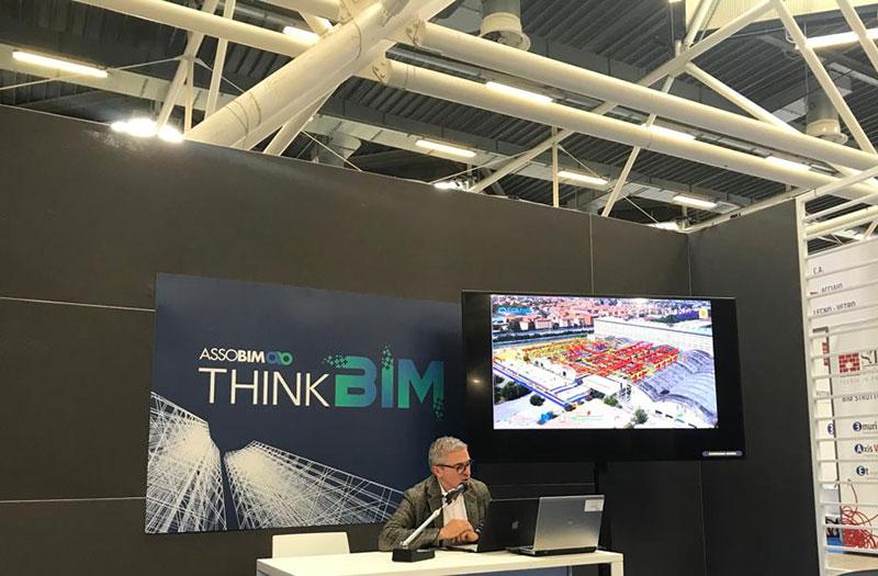 bimO interviene al ThinkBIM del Digital&BIM Italia