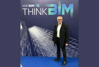 bimO intervenes at the ThinkBIM of Digital & BIM Italia