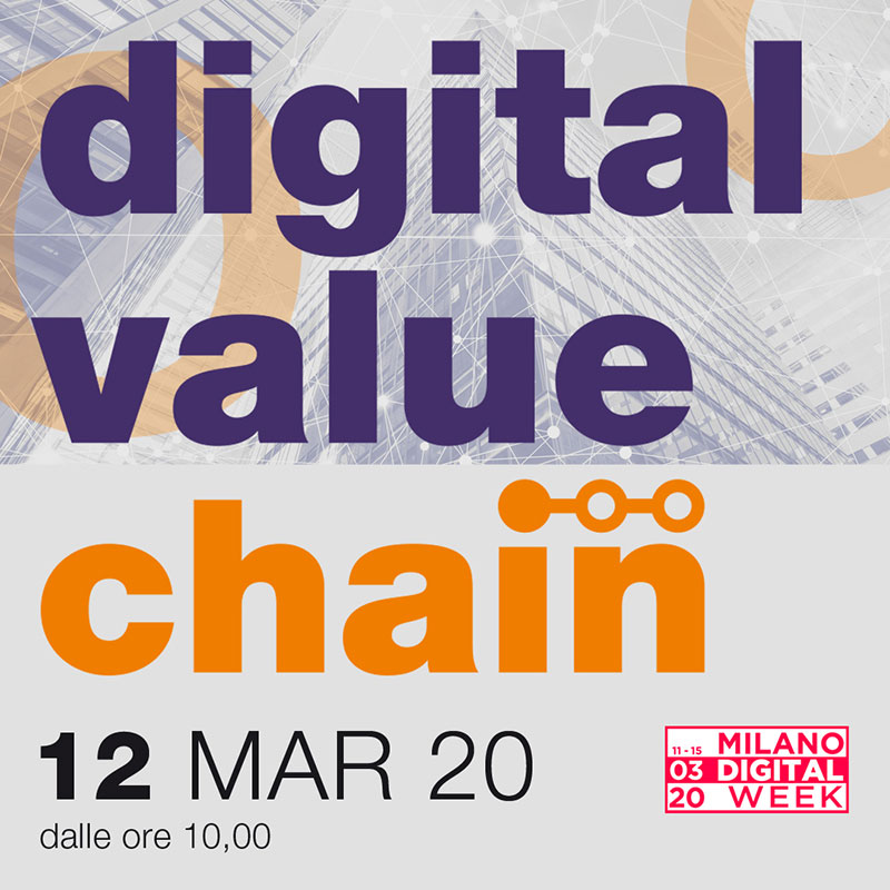 bimO lancia Digital value Chain