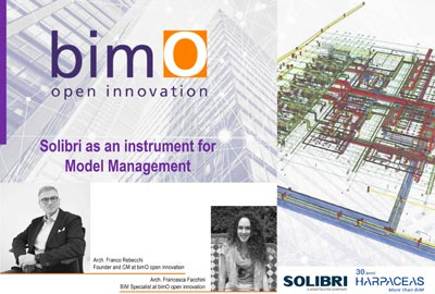 InternationalSolibri Webinar: Case bimO open innovation - The case of the digitization of a new type of public buildings, Data Centers.