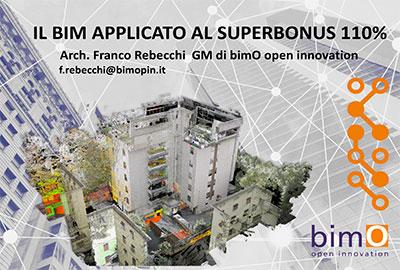 BIM applied to SUPERBONUS 110%
