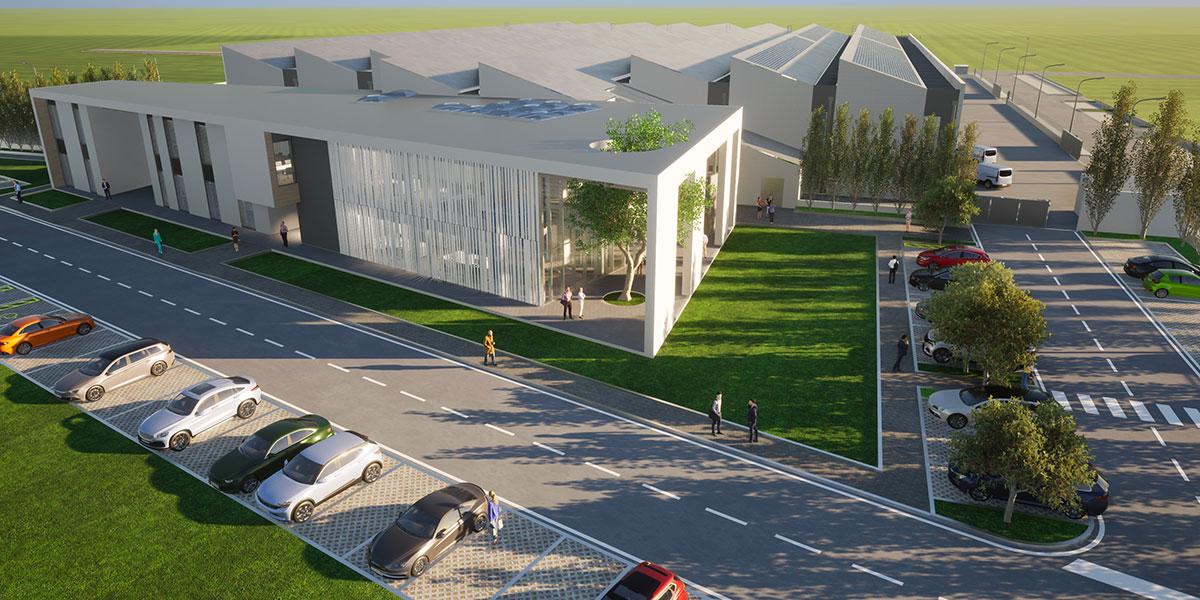 Nuovo Headquarter TOREX S.p.a. San Prospero MO